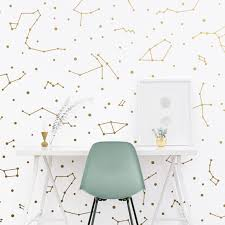 Constellation Dot Wall Decal Set Project Nursery