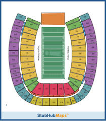 general admission seating for students