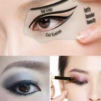 cat eye makeup smoky liner guide