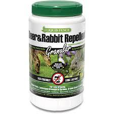 Liquid Fence 2 Lb Liquid Fence Deer Rabbit Repellent Granular At Lowes Com