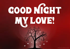 good night love messages and romantic