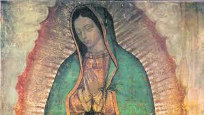 la virgen mexicana que ganó la batalla