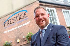 From apprentice to director: Adam Barnes' 20 years at Prestige Recruitment  - Business Live
