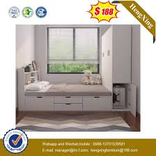 China Modern Furniture Antique Bedrooms Child Wardrobe Small Children Kids Wooden Bed With Bookself China Home Furniture Bedroom Furniture