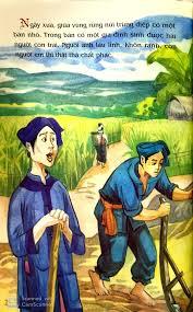 Sách Tranh Truyện Dân Gian Việt Nam: Cười Ra Vàng (Tái Bản 2019 ...