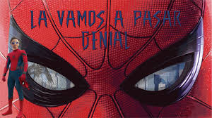 Invitacion Spiderman Gif Youtube