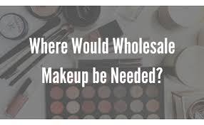 whole makeup distributors