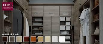 custom closets closet design