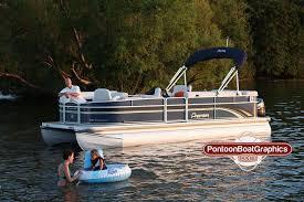 Pontoon Boat Graphics Vinyl Wrap 3m Boat Decals Pontoon Boat Boat Decals Pontoon