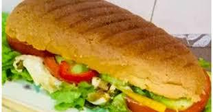 subway style veggie delight sandwich