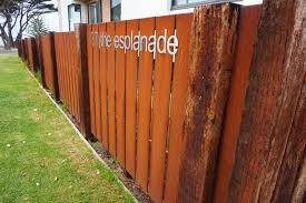 metal fencing and laser cut gates