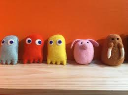 pac man dog toy by ware of the dog