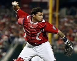 Former Rays Catcher Jose Lobaton's Impressive Defense