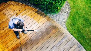 Deck And Fence Cleaning Power Wash House Ann Arbor Mi
