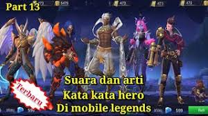 voice quotes hero mobile legend zhask suara hero mobile legend