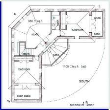 fabulous v shaped house plans best l
