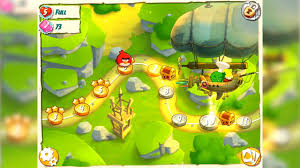 Angry birds under Pigstruction11 map (With images)