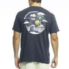 s s retro beach t shirt