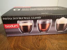 pavina double walled thermo glasses