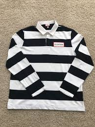 striped polo rugby shirt long sleeve