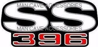 Chevy Ss 396 Vinyl Decal Sticker Chevrolet For Sale Online Ebay