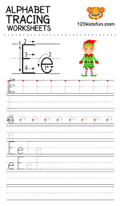 alphabet tracing worksheets a z free