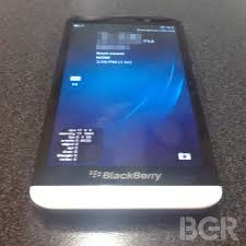 BlackBerry A10 leaked!