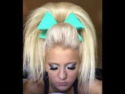 get ready with me cheer peion