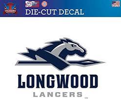 Amazon Com Victory Tailgate Longwood University Lancers Die Cut Vinyl Decal Logo 1 Sports Outdoors