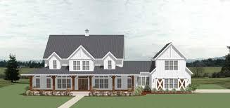 modern farmhouse house plan 5