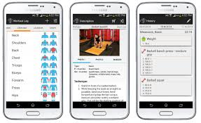 top 10 weightlifting apps for android