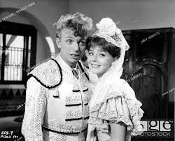 TOMMY THE TOREADOR TOMMY STEELE, JANET MUNRO, Stock Photo, Picture And  Rights Managed Image. Pic. MEV-10363172 | agefotostock