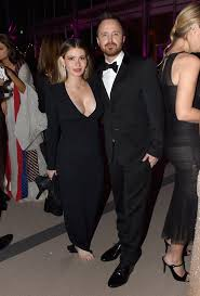 Aaron Paul and Lauren Parsekian After Welcoming First Child   POPSUGAR  Middle East Celebrity and Entertainment