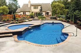 photos of inground swimming pools
