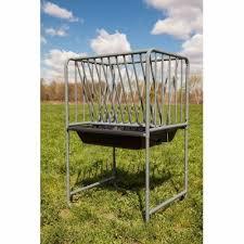 Adjustable 4d Hay And Grain Feeder Outdoor Chairs Outdoor Decor Outdoor