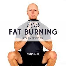 7 powerful fat burning leg exercises