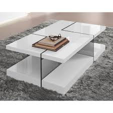 coffee table white high gloss table top