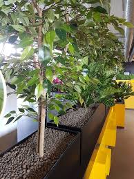 artificial plants vertical garden