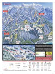 heavenly trail map onthesnow