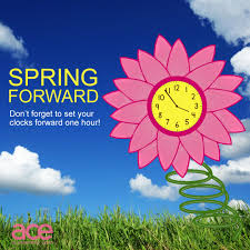 Spring Daylight Saving Time 2020 ...