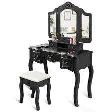 standing mirror makeup vanities