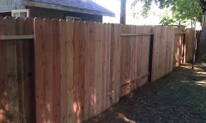 Superior Fence Construction And Repair Good Neighbor Redwood Fence