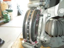 Where do the brake wear indicator clips go - up or down? - Chevrolet Forum  - Chevy Enthusiasts Forums