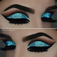 makeup tutorial slay the glitter eye