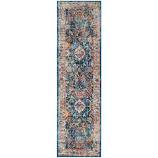 safavieh bristol blue light gray 2 ft