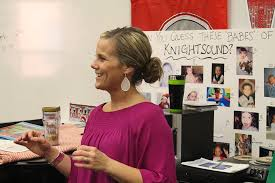 Lorraine Smith Moves from Choir Teacher to Counselor – FHNtoday.com