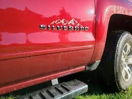 Mountains Graphic Vinyl Decals For Truck Emblems Set Of 2 11 5 Ebay