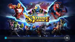 Marvel Strike Force — Steemit