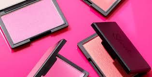 blusher face sleek makeup