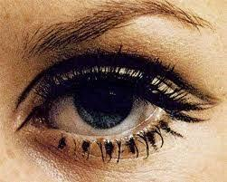 60s eye makeup discovered by niky on we